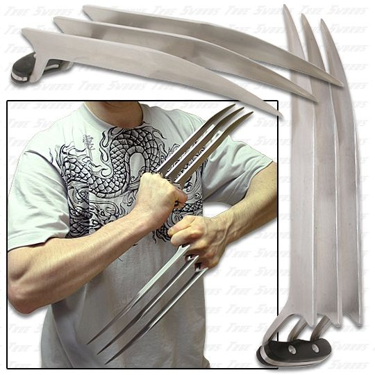 Wolverine Style Claws | I wish I would have found these sooner! I would have gone this year as X-23.