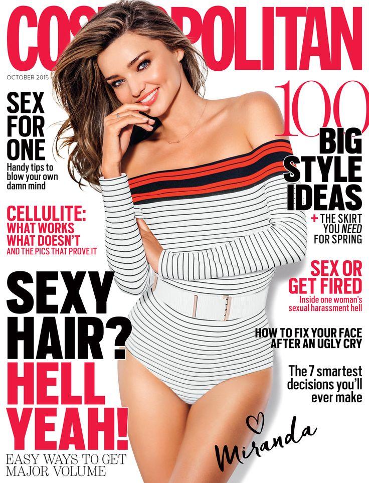 Cosmopolitan Australia October 2015
