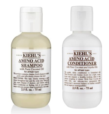Can't live without my Kiehls amino acid shampoo. It will actually make your hair feel different (never thought any shampoo could do that!)