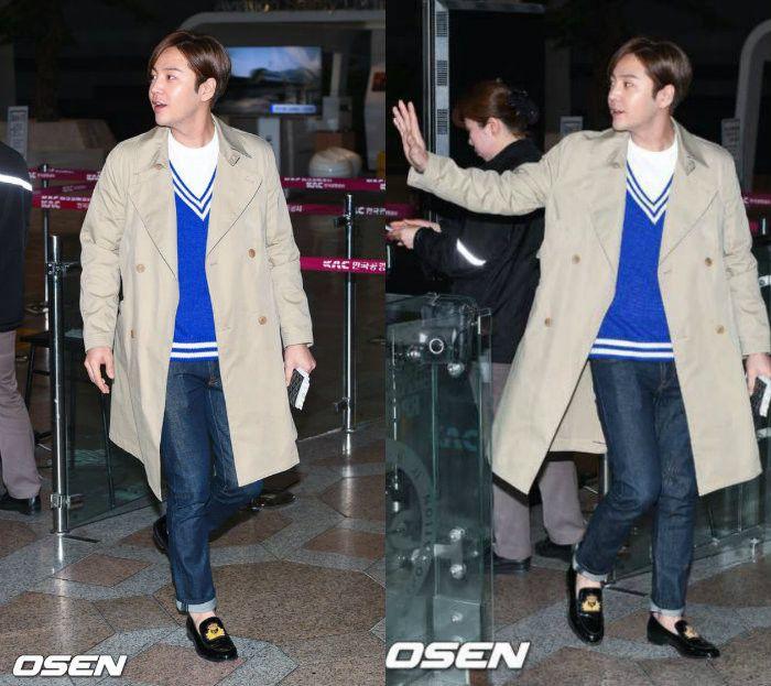 Jang Keun Suk - Havaalanı Modası - Sayfa 10 - Yeppudaa