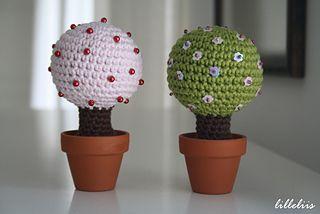 Magic tree crochet small Tutorial - Teresa Restegui http://www.pinterest.com/teretegui/ ✔