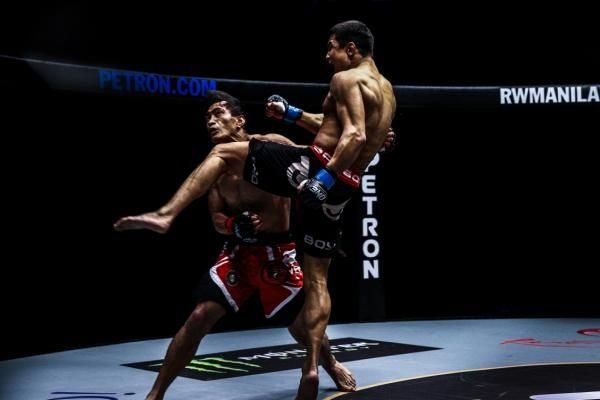 Ev Ting from Auckland MMA made Top 10 ONE FC knockouts in 2014 - Yahoo Sports Singapore