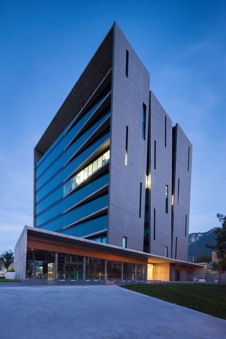 Las 25 mejores ideas sobre edificios modernos en - Fachadas arquitectura ...
