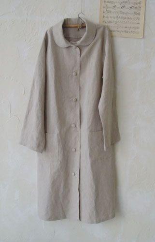 beautiful coat | linnet coat