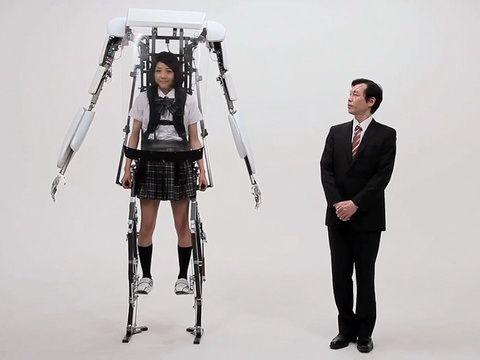 Powered Exoskeleton Suit