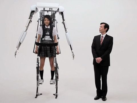 Powered Exoskeleton Suit