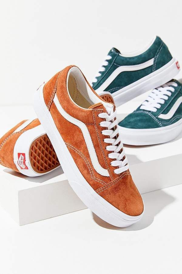Vans Old Skool Suede Sneaker in 2019 | Vans old skool, Suede