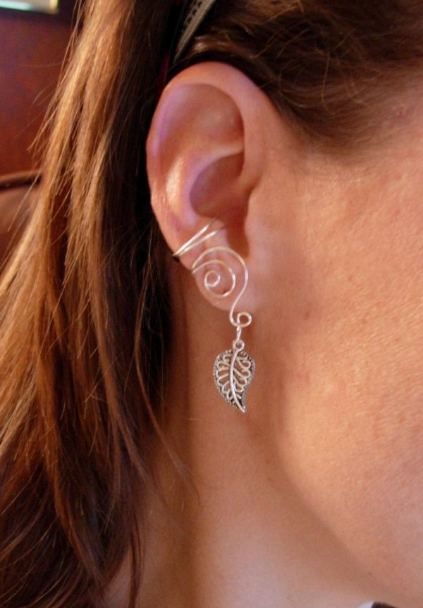 Wire Ear Cuffs by Whoopi