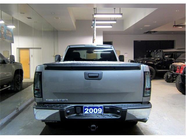 2009 GMC Sierra 1500 SLE CUSTOM 4x4 RIMS COVER LEDs L@@K!!   used cars & trucks   City of Toronto   Kijiji