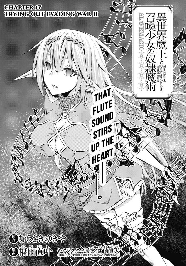 Read Manga Isekai Maou To Shoukan Shoujo Dorei Majutsu Ch 017 001b