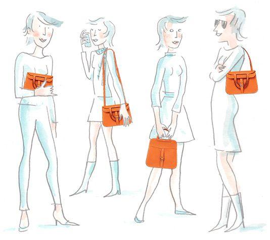 hermes mens bags - Herm��s Halzan Bag?   on Pinterest | Hermes, Red Leather and ...