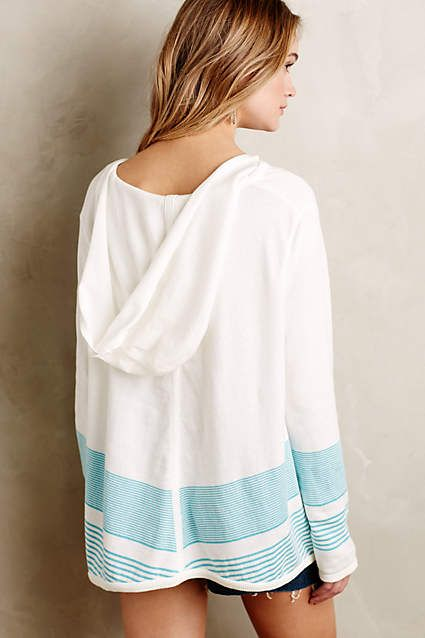 Awesome Hooded Emmy Poncho anthropologie anthroregistry