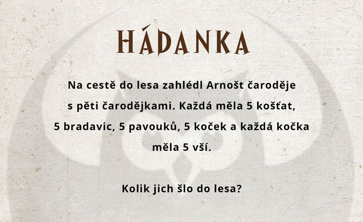 Znáte odpověď? #agentimysterii #záhada #hadanka
