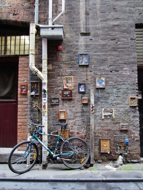 Melbourne Arcades and laneways tour