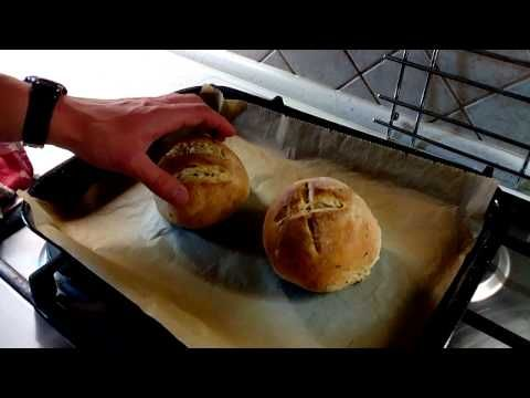 recept na jednoduchý domácí chléb