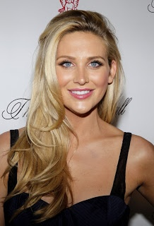 Stephanie Pratt: hair