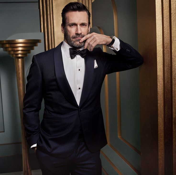 Jon Hamm inside the #VFOscars Instagram portrait studio.