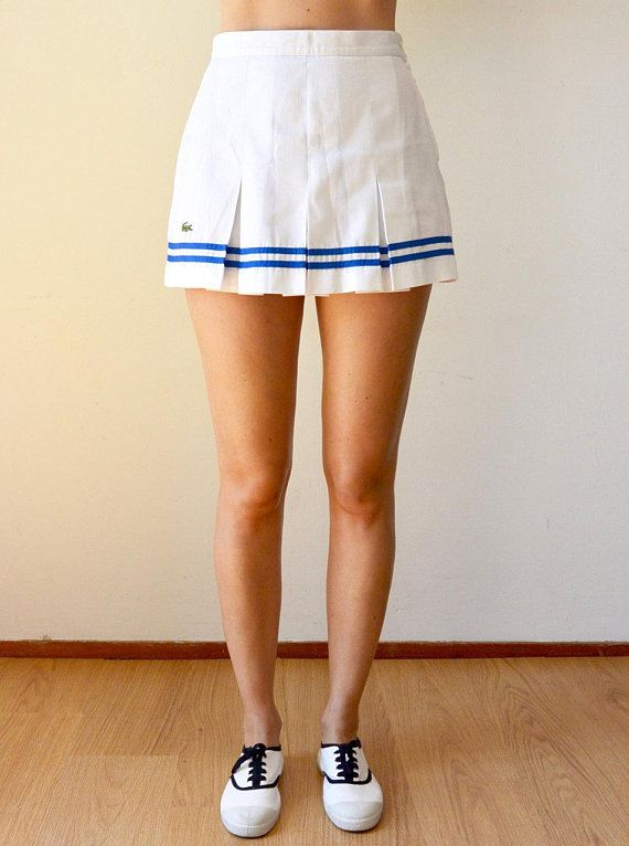 Your Place To Buy And Sell All Things Handmade Pleated Tennis Skirt Tennis Skirt White Skirts