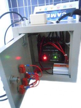 [Paket PLTS Murah ( Pembangkit Listrik Tenaga Surya ) Untuk Rumah 150 watt – 250 watt] Paket PLTS Murah ini sangat cocok untuk rumah, kebun, pagar, & tempat-tempat yang tidak terjangkau dengan listrik PLN, tidak perlu repot beli bbm, instalasi yang mudah & Lebih Hemat Biaya  Spesifikasi Paket PLTS Murah Untuk Rumah 150 watt – 250 watt :  1. Panel surya 50 WP Ukuran 600mm x 550mm 2. Kabel Power khusus Panel Surya 18 Meter 3. Controller Panel Surya 10A/12volt-24volt Merk Si