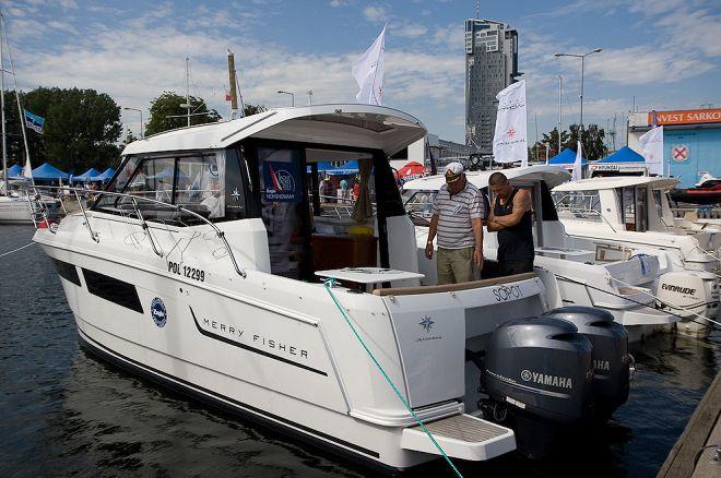 Najpiękniejsze i najbardziej luksusowe jachty przypłynęły do Gdyni