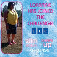 Lorraine has joined the Challenge! www.tlcforwellbeing.com