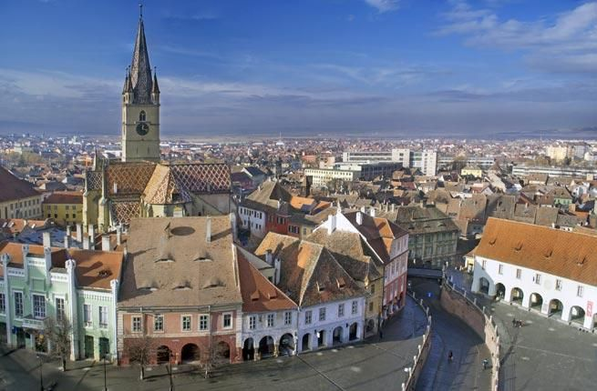Built in the 12th century, the Romanian citadel city of Sibiu is an ideal destination for history buffs. Still boasting many of its original fortifications, visitors can walk through mazes of stone staircases and archways to explore the area's rustic architecture. Stop by Grand Square to visit Brukenthal Palace, a majestic 18th-century Baroque mansion that houses one of the oldest museum collections in the world. Fodor's
