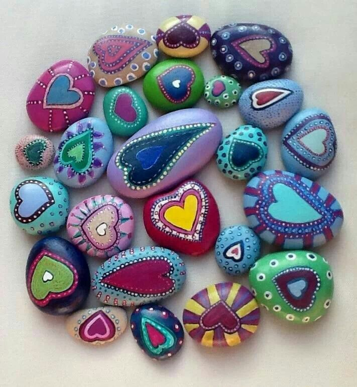 Beautiful hearts