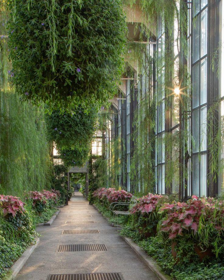 Longwood Gardens — Philadelphia, USA Longwood gardens