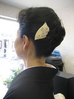 【画像多数あり】アラフィフからの留袖に似合う髪型を大研究!!の画像