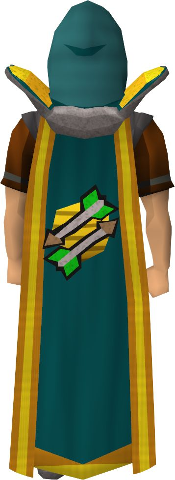 Not my account, but this was my first skillcape on Runescape. :)