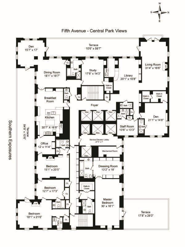67 Best Floor Plans Images On Pinterest Architecture