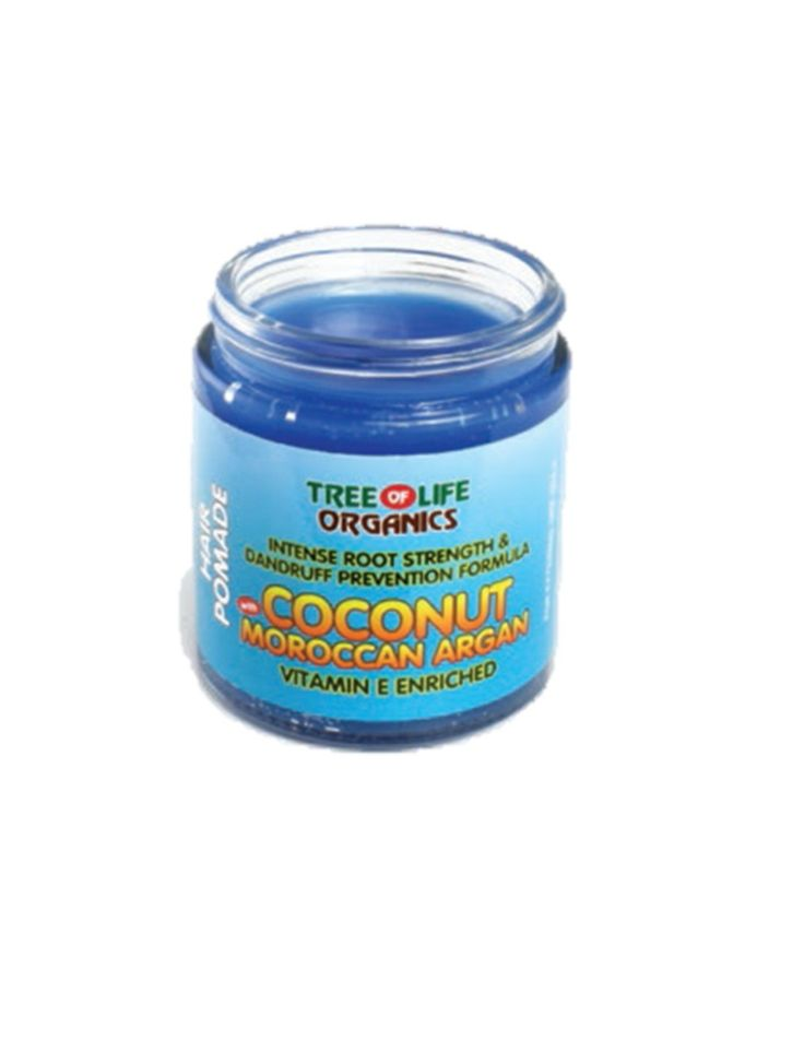 Coconut & Moroccan Argan Hair Pomade Shop today Save up to 25%!  Like and Share! Follow Us on Instagram forealafricandesigns   #africanart #naturalhealth #followme #oilburners