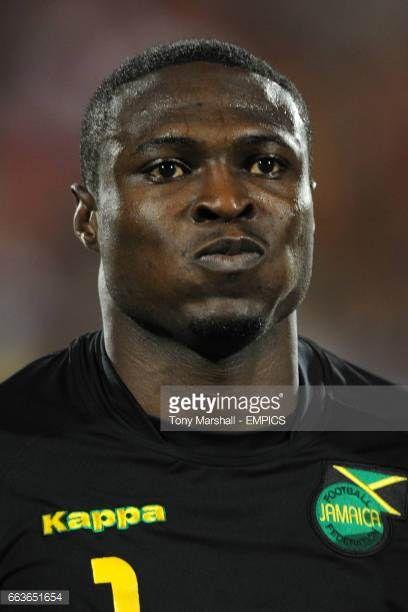 Donovan Ricketts Jamaica goalkeeper