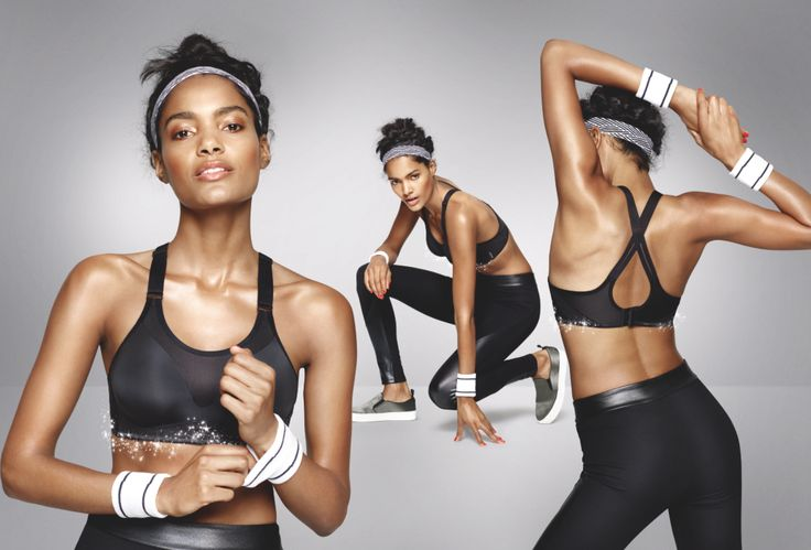Breathe in passion, exhale energy, and feel supported while active with Triaction Magic Motion Magic Wire sports bra