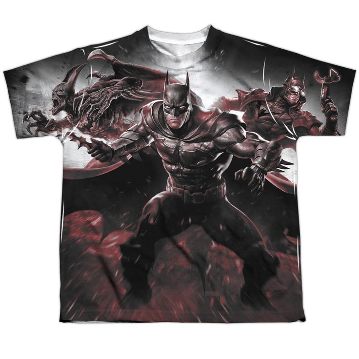 """Checkout our #LicensedGear products FREE SHIPPING + 10% OFF Coupon Code """"Official"""" Infinite Crisis/ic Batman-s/s Youth Poly T- Shirt - Infinite Crisis/ic Batman-s/s Youth Poly T- Shirt - Price: $24.99. Buy now at https://officiallylicensedgear.com/infinite-crisis-ic-batman-s-youth-poly-shirt-licensed"""