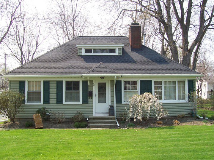 60 Best Images About Exterior Paint Colors With Black Roof