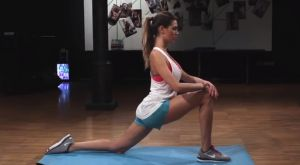 Workout per tonificare gambe e glutei