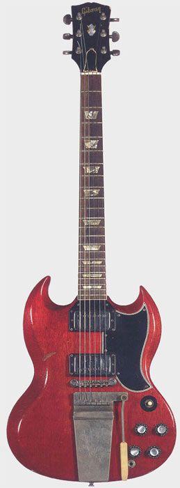 George Harrison | '64 Gibson SG Standard.
