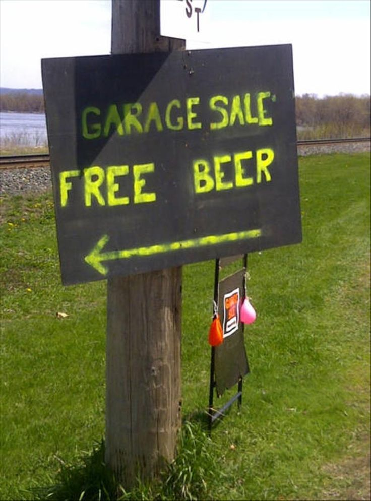 7 best Garage Sale Signs images on Pinterest Declutter, Homes - free for sale signs for cars