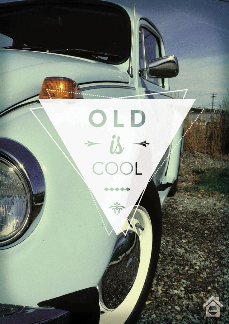 Classic VW Poster