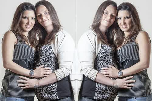 Pasangan Lesbian Ini Sama2 Hamil Dan Dihamili Cowok Yang Sama Juga | Arsip Berita Infotainment
