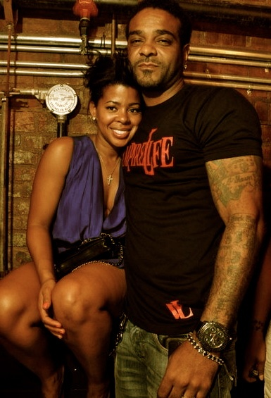 Jim Jones & Chrissy Lampkin  love them together........
