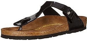 Casual Sandals for Narrow Feet. Birkenstock Gizeh - Women