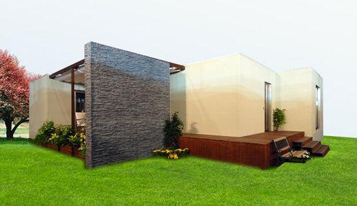 Casa Prefabricada Singapur