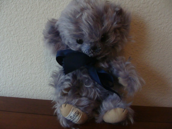 Vintage Merrythoughts bear by catherinefarrens on Etsy, $75.00