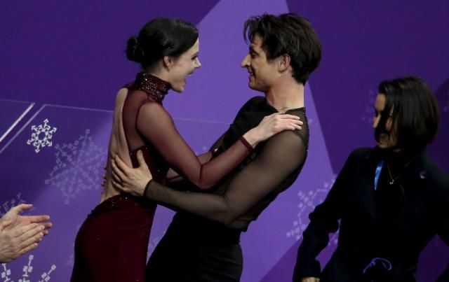 Tessa Virtue and Scott Moir get candid about their relationship off the ice: Are they dating or are they not?