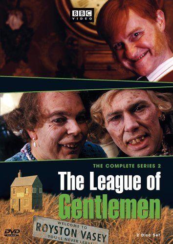 The League of Gentlemen (TV Series 1999–2002)