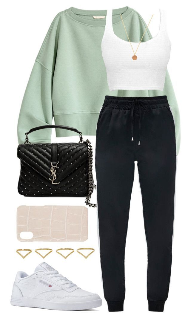 """Untitled # 399"" di naomiariel ❤ Come su Polyvore con Yves Saint Laurent"