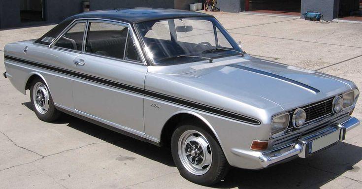 1969 - Ford Taunus 15M