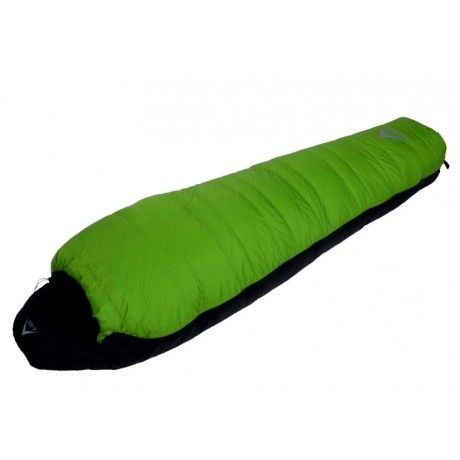 The Kilimanjaro 2 ThermaShift is an expedition class sleeping bag with variable down channels that allow the down to be shifted horizontally, effectively giving the user control over the insulation distribution. This extremely versatile sleeping bag includes a full-length and foot zipper (both YKK), cowel and neck collar. Superb insulation, but with ample ventilation when you need it.